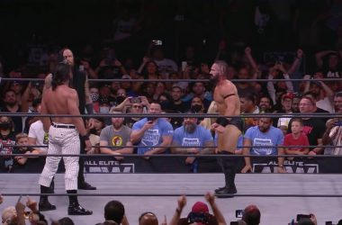 AEW Rampage Quick Results and Highlights: 10-22-21