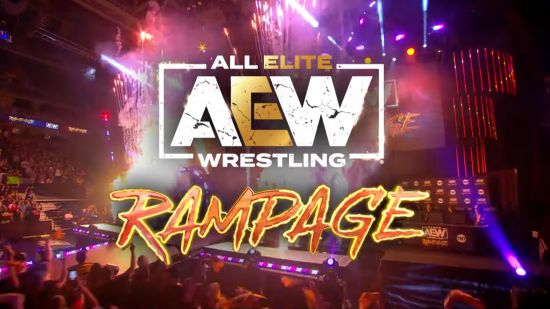 AEW Rampage Quick Results - 10/8/21