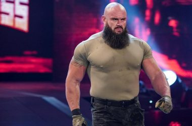 """IMPACT Wrestling reportedly """"heavily interested"""" in signing Adam Scherr (Braun Strowman)"""