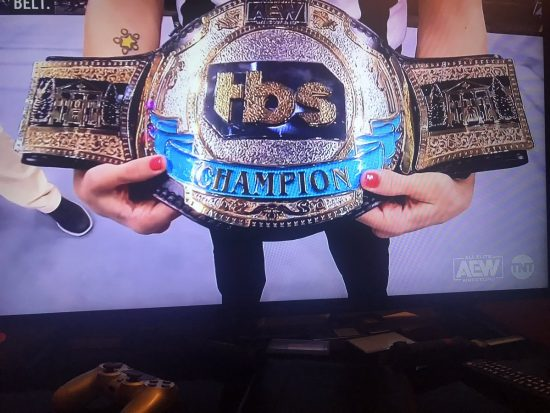 AEW introduces new TBS Championship for Women's Division