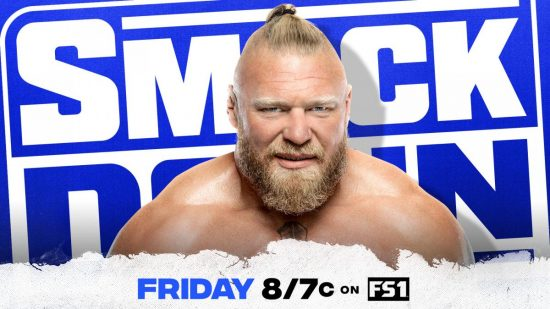 """WWE announces lineup for next week's """"Supersized"""" SmackDown"""