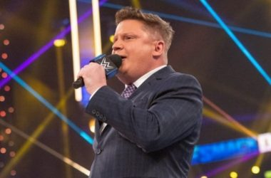 WWE reportedly released ring announcer this week