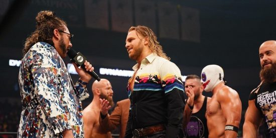 Tony Khan confirms Kenny Omega vs. Adam Page for Full Gear PPV