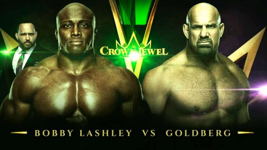 No Holds Barred Match set for the Crown Jewel PPV