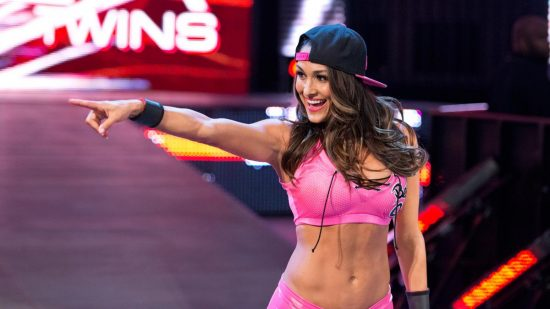 Nikki Bella announced as a judge for Americans Got Talent Extreme