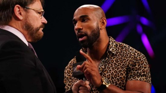 Scorpio Sky signs a new five-year extension with AEW