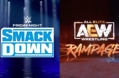 WWE SmackDown and AEW Rampage Ratings