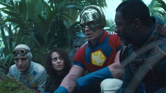 """Video: First-look at DC series """"Peacemaker"""" starring John Cena"""