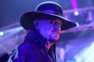 The Undertaker is in Saudi Arabia for Pitbull concert