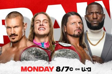 WWE Raw Preview: October 25