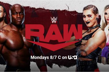 Title match and more announced for this Monday's WWE Raw