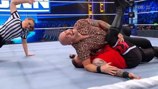 Viewers and key demo up for Draft episode of WWE SmackDown