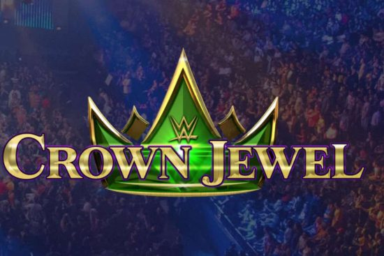 WWE Title Match set for Crown Jewel