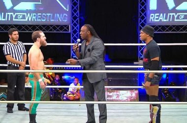 Reality of Wrestling to debut in Las Vegas on November 19