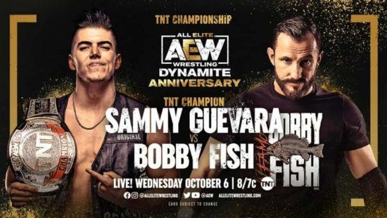 AEW Dynamite Preview: 10-6-21