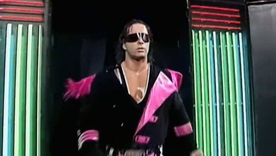 Bret Hart inducted into Canada Walk of Fame