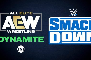 Ratings for Saturday AEW Dynamite and WWE SmackDown encore