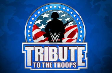 Spoilers: Matches taped for Tribute to the Troops