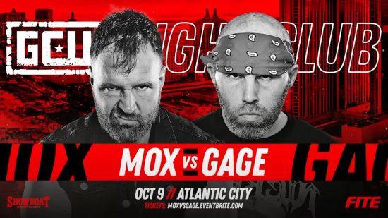 Jon Moxley retains GCW Title over Nick Gage