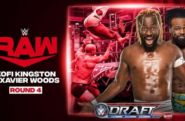 WWE touts the 2021 draft delivered