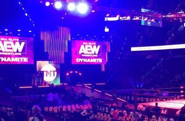 Special AEW Dynamite on TNT tonight