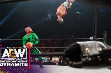 AEW Dynamite Ratings for Saturday Night Live Show