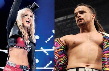 WWE's Toni Storm announces her engagement to NJPW's Juice Robinson