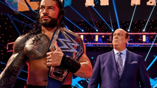 Roman Reigns announced for WWE'S debut at the UBS Arena