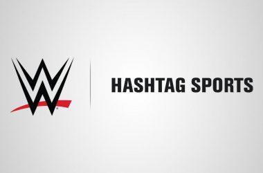 WWE wins hashtag sports awards